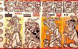 De Tzolkin, een deel van de Mayakalender.
