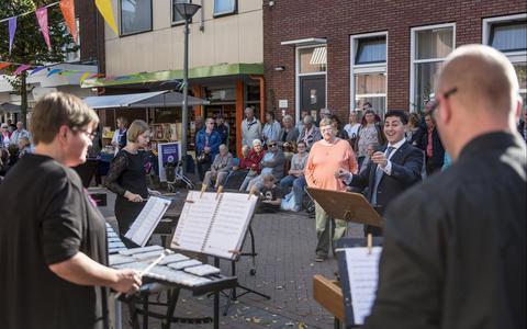 Het Muziekfestival Delfzijl in 2017.