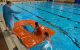 Waterpret kent schaduwkant. Vandaag VN werelddag ter voorkoming van verdrinking. Zwemveiligheid bevorderen tophit in Oldambt.