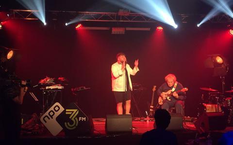 3FM neemt voor een avond Het Podium over: 'Over een jaar kunnen we zeggen: wij waren erbij'