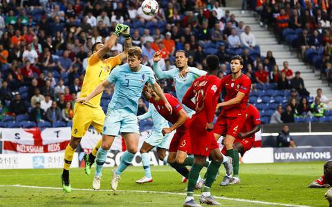 Oranje verliest in finale eerste editie Nations League van gastland Portugal