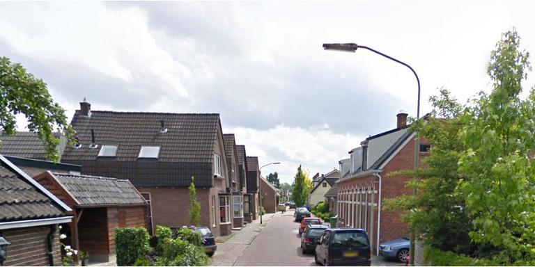 De Esstraat in Assen. FOTO GOOGLE STREETVIEW
