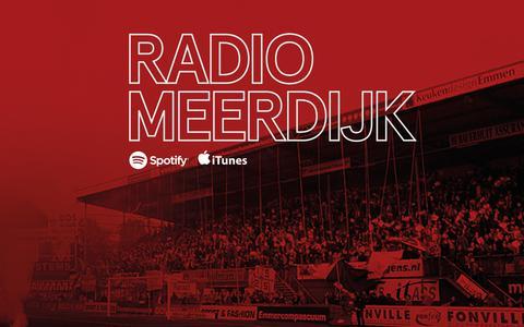 Radio Meerdijk, de sportpodcast over FC Emmen.