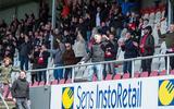 Gefluit, gevloek, gejuich: eindelijk weer sfeer bij FC Emmen op De Oude Meerdijk