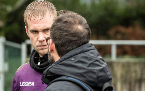 Derde doelman Marco van Duin wimpelt gesprekken over nieuw contract bij FC Groningen op voorhand af: 'Ik weet alleen dat ik vertrek'