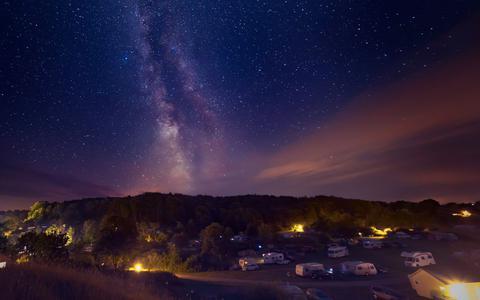 Twee Deense eilanden zijn benoemd tot Dark Sky Parks, waar je ultiem van de Melkweg kunt genieten