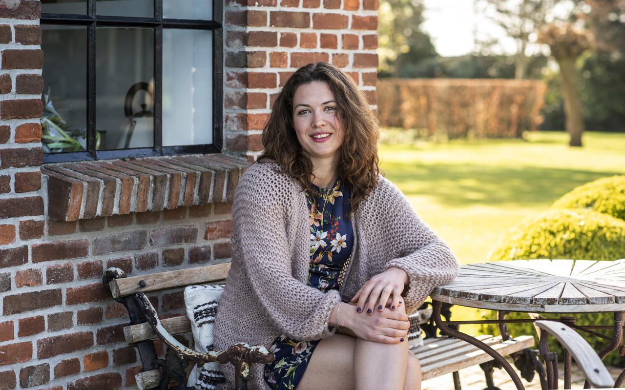 Boerin Annemiek Koekoek van Boer zoekt Vrouw ontvangt nog dagelijks brieven.