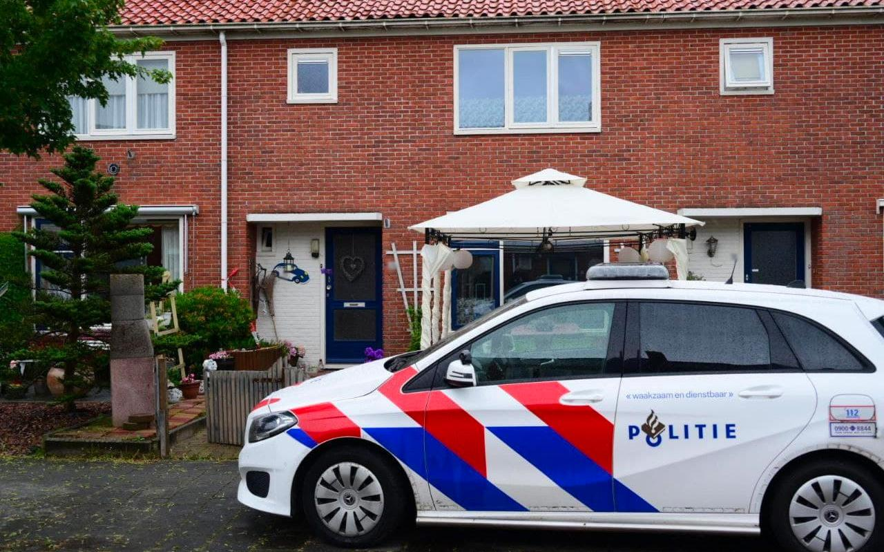 In Appingedam overleed zondagavond een persoon na een steekincident. Foto: ProNews