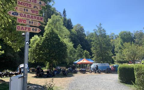 Rijinstructeur beticht van dollemansrit op camping Luxemburg: 'Ik word aan de schandpaal genageld. Onterecht'