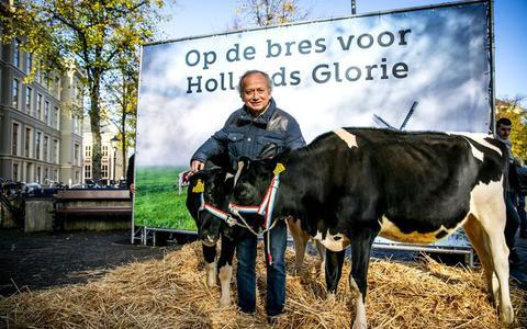 Henk Bleker lanceert eigen stikstofplan: 'Dit biedt boeren pegels en perspectief'