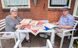 Talloze foto's, documenten en brieven van de Joodse familie Barnstijn zijn binnenkort te zien in een expositie in de synagoge in Groningen