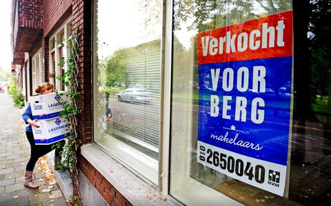 Starters die woning kopen zijn straks goedkoper uit, tweede huis kopen voor verhuur wordt juist veel duurder