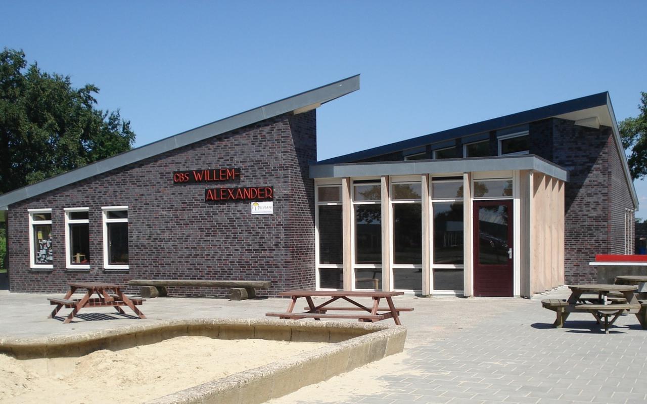 Alle leerlingen van CBS Willem-Alexander krijgen voorlopig online les.