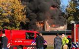 Drukste gymzaal van Haren binnen uur verzwolgen door de vlammen: 'Het was al snel duidelijk dat er niets te halen viel'