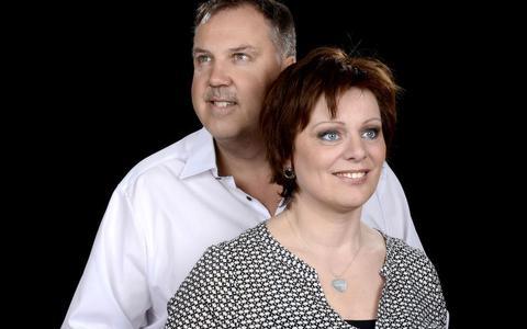 30 jaar Lucas en Gea: rustig ademhalen en gewoon je ding doen