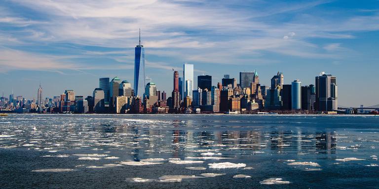 De skyline van New York. FOTO PIXABAY