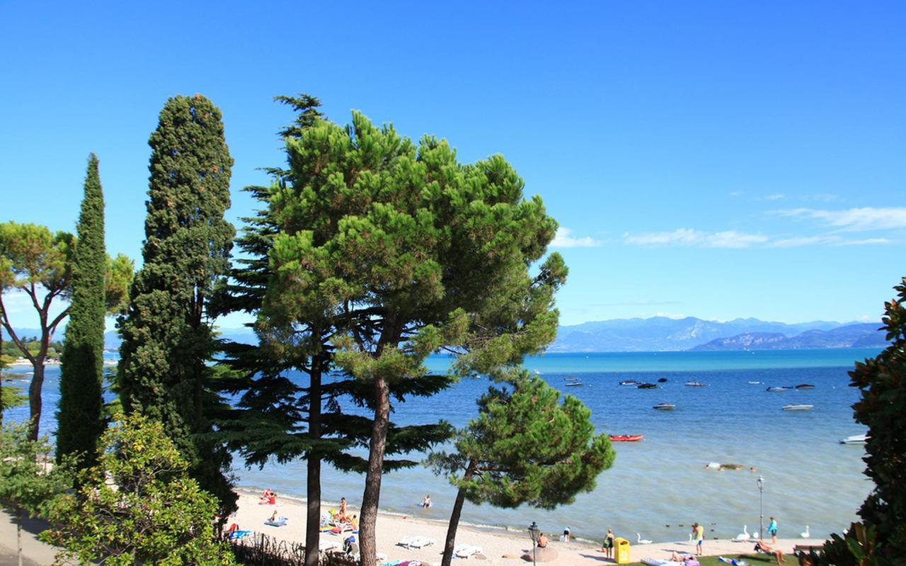 Het Gardameer in Noord-Italië.