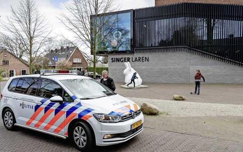 Rover Van Gogh van Groninger Museum werd maandenlang geobserveerd. Verdachte moest politie naar gestolen schilderijen leiden