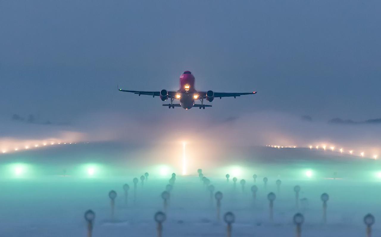 De toekomst van luchthaven Eelde is ongewis, maar dat geldt voor de hele luchtvaart in Nederland.