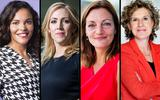 Veel vrouwelijke politici hebben te maken met grove seksistische reacties op sociale media. Ze reageren