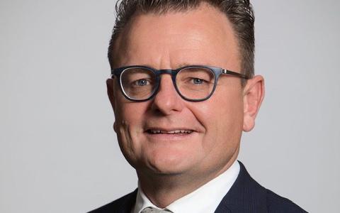 Renze Bergsma is de nieuwe burgemeester - met X-factor zelfs - van Coevorden. ,Ik ga mijn Duits deze zomer bijspijkeren'