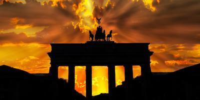 De Brandenburger Tor in Berlijn. FOTO PIXABAY