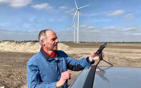 Jan van Muijlwijk in heel Nederland gevraagd als bromtonenspecialist.