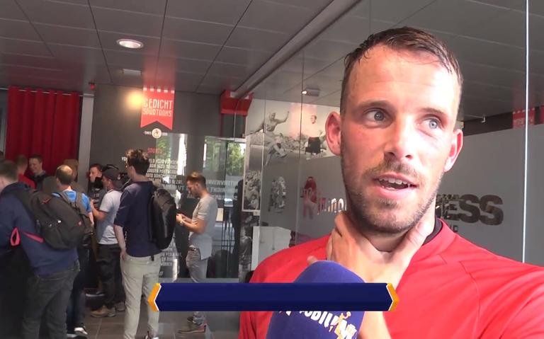 Video: Anco Jansen heeft altijd in deze groep en deze trainer geloofd