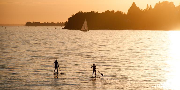SUP'pen: Stand Up Paddling