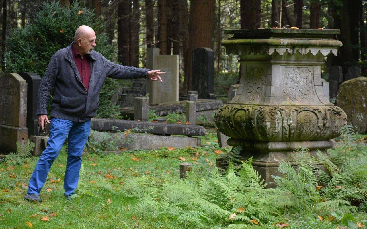 Lucas Ocken zou graag zien dat de monumentale pomp terugkeert naar het centrum van Assen.