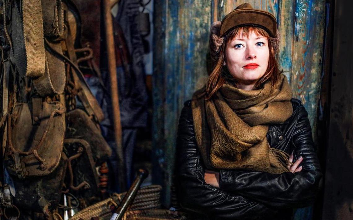 Marlene Bakker speelt RAIF live in Oosternieland - Dagblad van het Noorden
