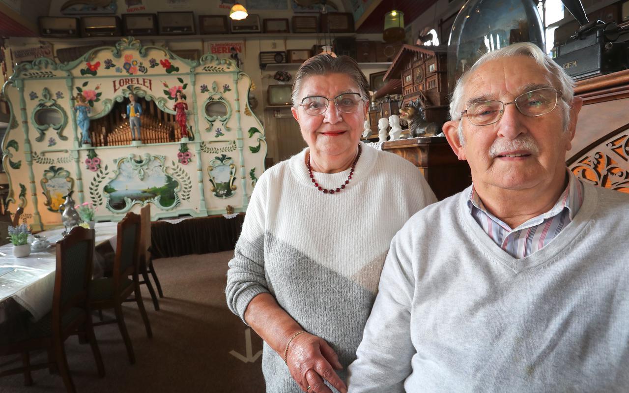 Jan en Smilka Norder zijn met ingang van maandag museumbeheerder af