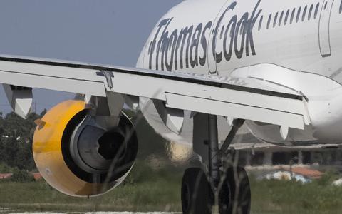 Reisaanbieder Thomas Cook ziet vooral de boekingen naar Griekenland toenemen
