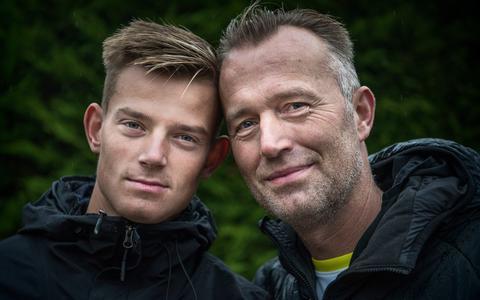 Niels Visker uit Lageland voegde zich bij de beste duizend tennissers ter wereld. Matchpoint verzilveren en daarna: facetimen