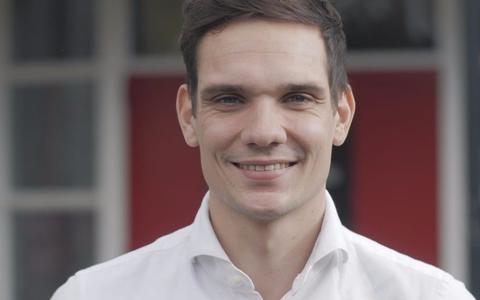 Jalt de Haan (30) is lijsttrekker van CDA Groningen bij de komende gemeenteraadsverkiezingen. 'Ik geloof in ons verhaal, al heeft de partij het zwaar'