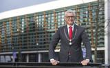 Burgemeester Marco Out van Assen.