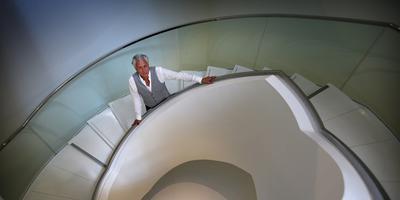 Harry Tupan, directeur Drents Museum.