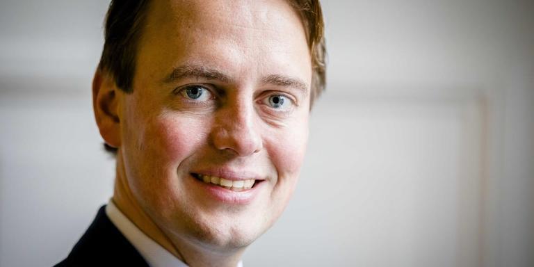 Henk Nijboer, Tweede Kamerlid van de PvdA. Foto: ANP/Bart Maat