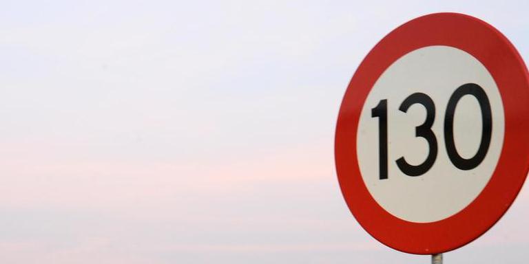 130 km per uur op de A28 bij Assen?