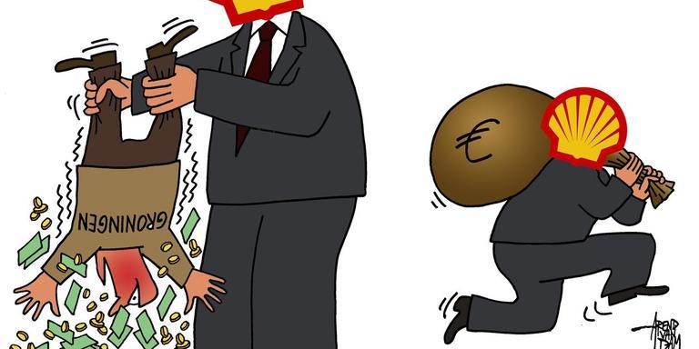 vrije cartoon arend van dam amstrdam