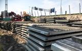 Werkzaamheden voor de bouw van de nieuwe Zuidelijke Ringweg.
