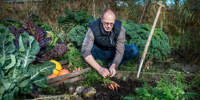 Wim de Boer: ,,De Nederlandse boer is een van de beste van de wereld.'' Foto: Corné Sparidaens