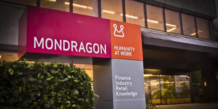 Kantoor van de Spaanse sociale coöperatie Mondragon.
