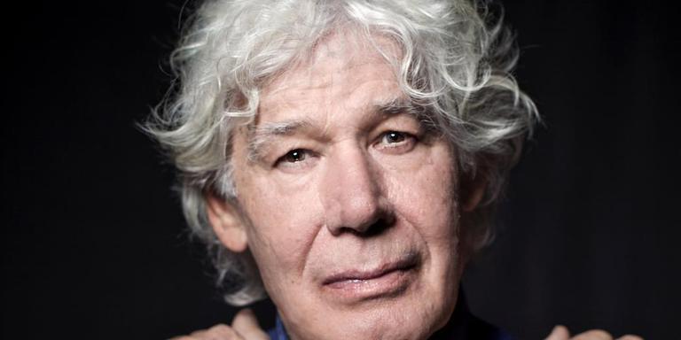 Cabaretier Paul van Vliet. Foto: Jacqueline de Haas