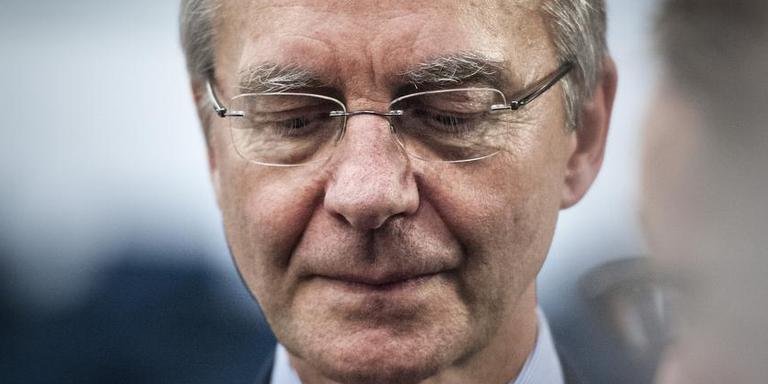 Oud-minister Henk Kamp van Economische Zaken. Foto Archief Kees van de Veen