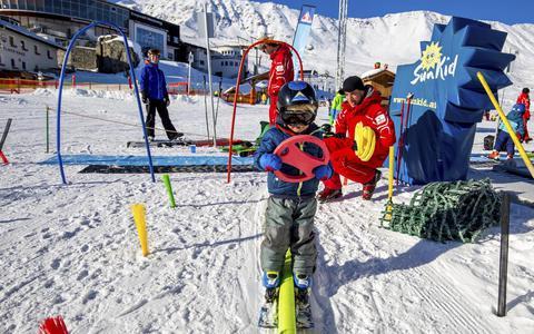 Voor het eerst met je kind op wintersport