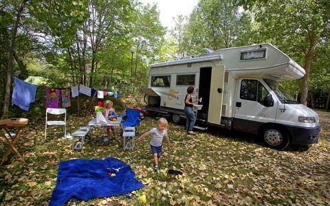 Camperen bij de boer kan kosteloos