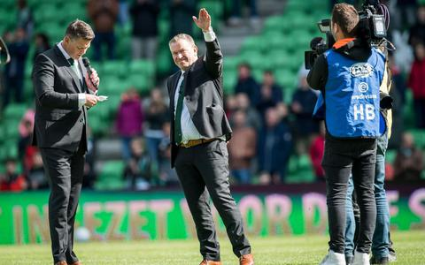 Hans Nijland noemt communicatie met achterban cruciaal: 'Wie dat onvoldoende doet, is in de voetbalwereld kansloos'