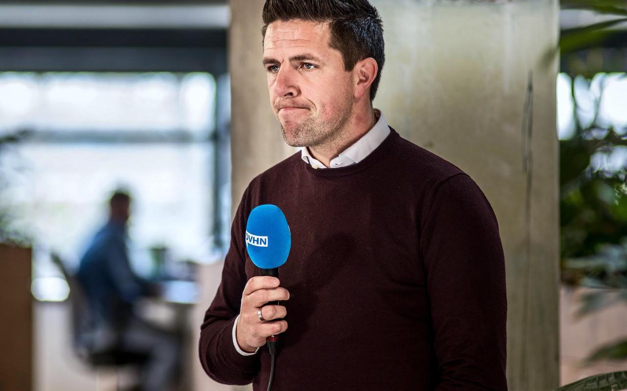 FC Groningen-directeur Wouter Gudde: ,,Het is blijkbaar heel moeilijk om eigen belang te scheiden van collectief belang.''