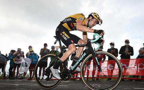 Tom Dumoulin heeft zichzelf tijdens deze Tour de France opnieuw uitgevonden